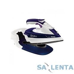 Утюг Tefal FV9965E0 2200Вт белый/синий