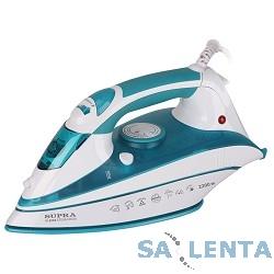 Утюг SUPRA IS-2202 2200Вт голубой