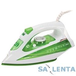 Утюг Supra IS-4024 2400Вт белый/зеленый