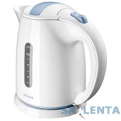 Чайник Philips HD4646/00 1.5л. 2400Вт белый (пластик)