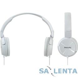 Philips SHL3060WT/00 1.2м белый проводные (оголовье)