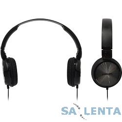 Philips SHL3160BK/00 1.2м черный проводные (оголовье)
