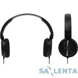 Philips SHL3060BK/00 1.2м черный проводные (оголовье)