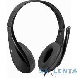 Defender Aura 111 черный, кабель 2 м [63111]