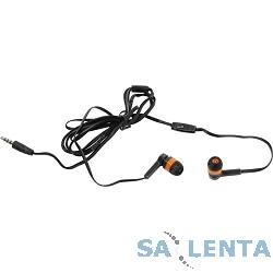 Defender Pulse 420 черный + оранжевый, вставки [63420]
