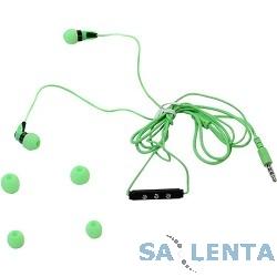 Defender Pulse 455 зеленый, для Android, вставки [63455]
