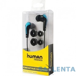 CBR Human Friends Samba, Black-Blue