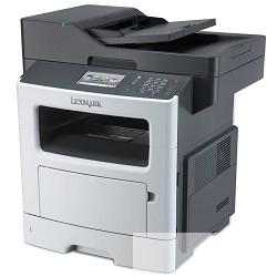 Lexmark MX511de белый, лазерный, A4, монохромный, ч. б. 42 стр/<wbr>мин, печать 1200x1200, скан. 600x600, лоток 250+50 листов, USB, факс, двусторонний автоподатчик  [35S5803]
