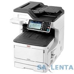OKI MC853DN цветное лазерное МФУ ; А3, скорость печати до 23 стр/мин, автоподатчик, дуплекс, факс, жесткий диск 250 Гб, сеть, ёмкость лоток 400 ,сеть,