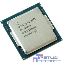 CPU Intel Xeon E3-1230v5 Skylake OEM {3.4ГГц, 8Мб, Socket1151}