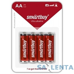 Smartbuy LR6/4B (SBBA-2A04B) (4 шт. в уп-ке)
