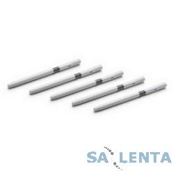 Комплект наконечников для Intuos4/5/Pro » stroke pen » (кисть), 5 шт [ACK-20002]