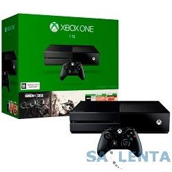 MICROSOFT Xbox One 1 TB + Rainbow 6 Siege + R6V, R6V2 [KF7-00121]