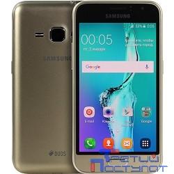 Samsung Galaxy J1 (2016) SM-J120F gold DS (золотой) {4.5