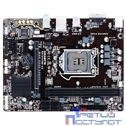 Gigabyte GA-H110M-S2 RTL {S1151, H110, PCI-E, DDR4, D-Sub, ALC887, GBL, mATX}