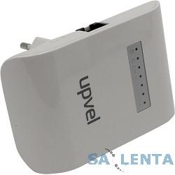UPVEL UA-342NR Повторитель беспроводного WiFi сигнала/точка доступа стандарта 802.11ac 750 Мбит/с,1 порт 10/100 Мбит/с