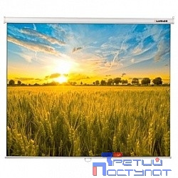 LUMIEN Eco Picture LEP-100102 180х180 см, Matte White восьмигранный корпус, возможность потолочн./настенного крепления, уровень в комплекте, 1:1 (треугольная упаковка)