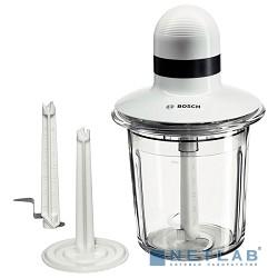 Блендер стационарный Bosch MMR15A1 550Вт белый