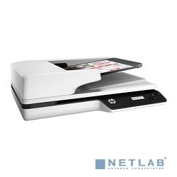 HP ScanJet Pro 3500 f1 (L2741A)  {CIS, A4, 1200 dpi, 24bit, USB 3.0, ADF 50 sheets, Duplex, 25 ppm/50 ipm, 1y warr, replace SJ N6310}