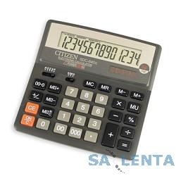 Калькулятор настольный Citizen SDC-640II 14 разрядов, две памяти