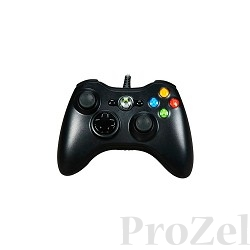 Microsoft Gamepad Common Controller Xbox360, Win, USB [52A-00005]