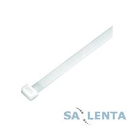 Hyperline GT-230EHD Стяжка неоткрывающаяся 230×12.6 мм, для высоких нагрузок, усилие разрыва 114 кг, безгалогенная (halogen free), полиамид 6.6, -40°C — +85°C (100 шт)
