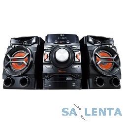 LG CM4350 черный {260Вт/CD/CDRW/FM/USB/BT}