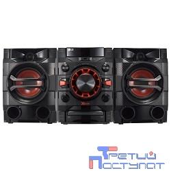 LG CM4360 черный {230Вт/CD/CDR/CDRW/FM/USB/BT}