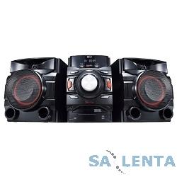 LG CM4450 {черный 460Вт/CD/CDRW/FM/USB/BT}
