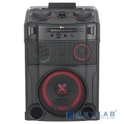 LG OM7550K {Выходная мощность Фронтальный динамик 500 Вт x 1 Сабвуфер 500 Вт x 1 Интерфейсы Разъем для микрофона 3.5 мм 2 Фронт. вход 3.5 мм аудио 1 Фронт.}