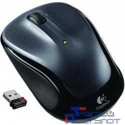 910-002143/910-002142 Logitech Wireless Mouse M325 Dark Silver USB