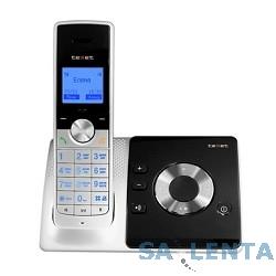 TEXET TX-D7455A черный/серебристый