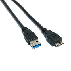 Dialog HC-A1818 - кабель microUSB B (M) - USB A (M), V3.0, длина 1.8м, в пакете