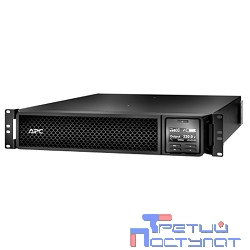 APC Smart-UPS SRT RM SRT2200RMXLI Black {2200VA/1980W, On-Line, Extended-run, Rack 2U}
