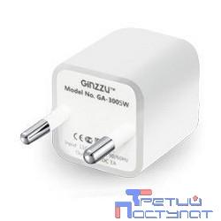 GA-3005W, СЗУ 5В/1000mA, USB, белый