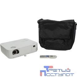 NEC M363X (M363XG) Проектор {Full 3D, DLP, 3600 ANSI Lm, XGA, 10000:1, 2xHDMI v.1.4, USB Viewer (jpeg), RJ45, RS232, 8000 ч. лампа (ECO mode), 1x20W, 3,6 кг}