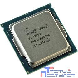 CPU Intel Xeon E3-1240v5 Skylake OEM {3.5ГГц, 8Мб, Socket1151}