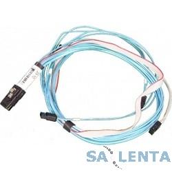 Сервер.опция SuperMicro CBL-0343L SFF-8087 — 4xSATA (прямые) 76/66/54/45 cm