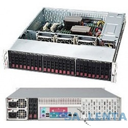 Supermicro CSE-216BE26-R1K28LPB