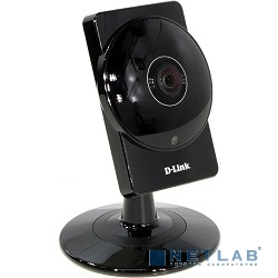 D-Link DCS-960L/A1A Беспроводная облачная сетевая HD-камера с углом обзора 180° и поддержкой ночной съемки