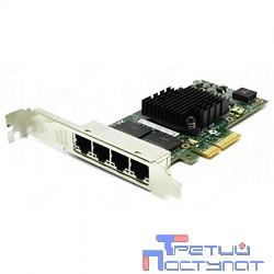 Intel Ethernet Server Adapter I350-T4V2 (I350T4V2, I350T4V2BLK)