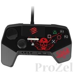 PS 4 Аркадный пад Mad Catz Street Fighter V FightPad Pro - Bison черный (SFV89250BSA2/04/1) [ACPS457]