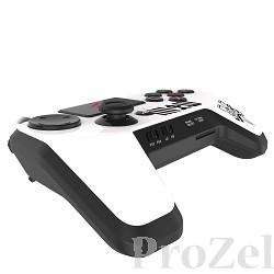 PS 4 Аркадный пад Mad Catz Street Fighter V FightPad Pro - Ryu белый (SFV89250BSA1/04/1) [ACPS456]