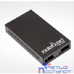 MikroTik CA433U RB433 series indoor case with holes for USB