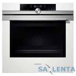 Духовой шкаф Электрический Siemens HB634GHW1 белый/серебристый
