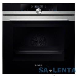 Духовой шкаф Электрический Siemens HB634GHS1 нержавеющая сталь/черный