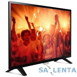 Philips 32″ 32PHT4001/60 черный {HD READY/200Hz/DVB-T/DVB-T2/DVB-C/USB (RUS)}