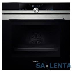 Духовой шкаф Электрический Siemens HB633GNS1 нержавеющая сталь/черный