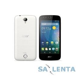 Acer Liquid Z330 White {4,5FWGA/854480/1Gb/8Gb/5Mp+5Mp/4G/Andorid 5.1/DualSim}  [HM.HQ0EU.002]