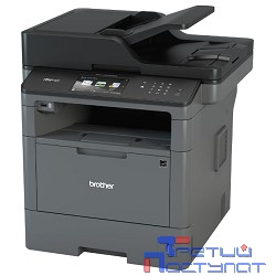 Brother MFC-L5750DW ( принтер/сканер/копир/факс, A4, 40стр/мин, дуплекс, DADF, 256Мб, USB, LAN, WiFi, старт.тонер 2000 стр)